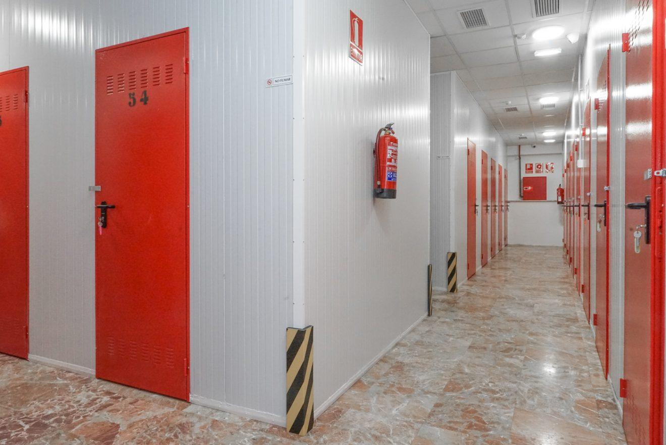 Trasteros y Mini Almacenes en Lucero - Madrid